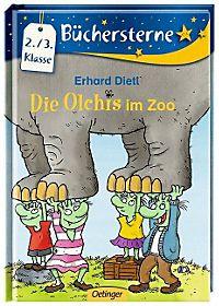 Die Olchis - Sonne, Mond und Sterne Band 5: Die Olchis im Zoo