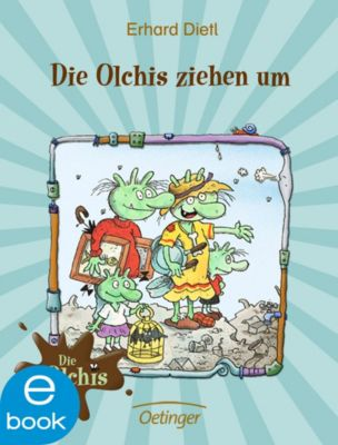 Die Olchis ziehen um, Erhard Dietl