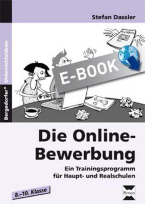 Die Online-Bewerbung, Stefan Dassler