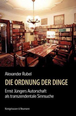 Die Ordnung der Dinge, Alexander Rubel