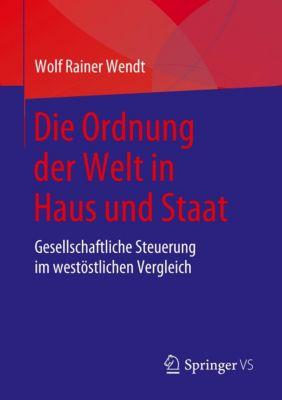 Die Ordnung der Welt in Haus und Staat - Wolf Rainer Wendt |