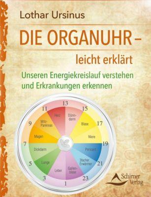 Die Organuhr - leicht erklärt - Lothar Ursinus pdf epub
