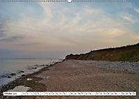 Die Ostsee - von Schleswig nach Glücksburg (Wandkalender 2019 DIN A2 quer) - Produktdetailbild 1