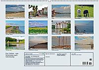 Die Ostsee - von Schleswig nach Glücksburg (Wandkalender 2019 DIN A2 quer) - Produktdetailbild 2