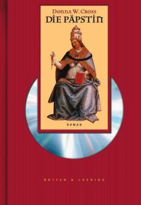 Die Päpstin, Sonderedition, m. Audio-CD, Donna Woolfolk Cross