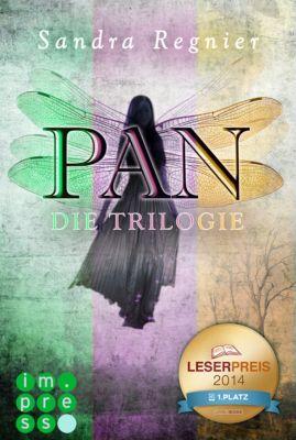 Die Pan-Trilogie: Die Pan-Trilogie: Band 1-3, Sandra Regnier
