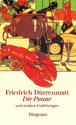 Die Panne - Friedrich Dürrenmatt pdf epub