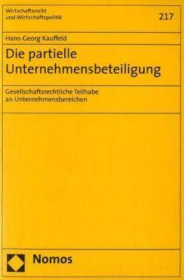 Die partielle Unternehmensbeteiligung, Hans-Georg Kauffeld