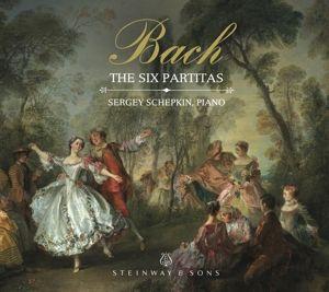 Die  Partiten Bwv 825-830, Sergey Schepkin
