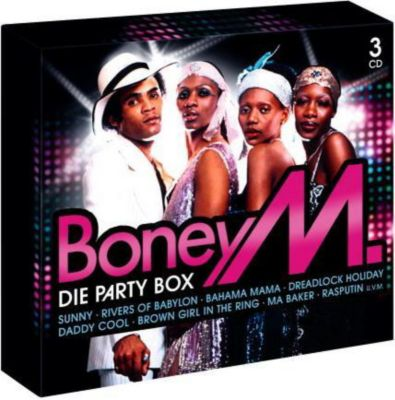 Die Party Box, Boney M.