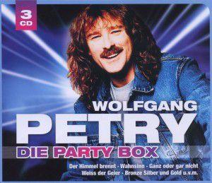 Die Party Box, Wolfgang Petry