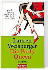 Die Party Queen von Manhattan, Lauren Weisberger