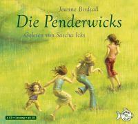 Die Penderwicks Band 1: Die Penderwicks (4 Audio-CDs), Jeanne Birdsall