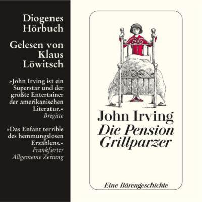 Die Pension Grillparzer, John Irving