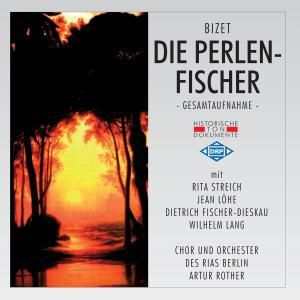 Die Perlenfischer (Les Pecheurs De Perles 9), Chor Und Orch.Des RIAS Berlin