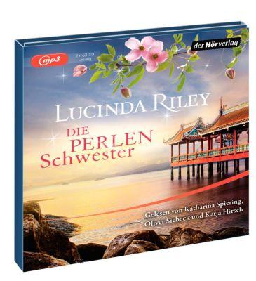 Die Perlenschwester, 2 MP3-CDs, Lucinda Riley