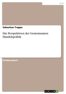 Die Perspektiven der Gemeinsamen Handelspolitik, Sebastian Trappe