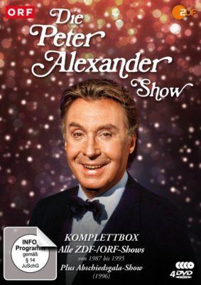 Die Peter Alexander Show - Komplettbox, Peter Alexander
