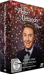 Die Peter Alexander Show - Komplettbox - Produktdetailbild 1