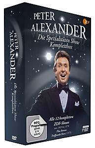Die Peter Alexander Spezialitäten Show - Komplettbox - Produktdetailbild 1