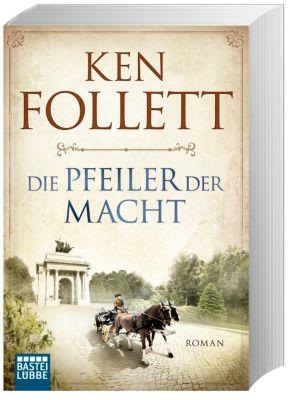 Die Pfeiler der Macht - Ken Follett |
