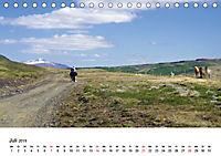 Die Pferde Islands (Tischkalender 2019 DIN A5 quer) - Produktdetailbild 7