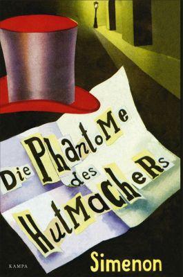 Die Phantome des Hutmachers - Georges Simenon |