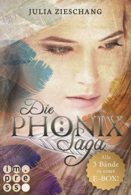 Die Phönix-Saga: Alle Bände in einer E-Box! (Die Phönix-Saga ), Julia Zieschang