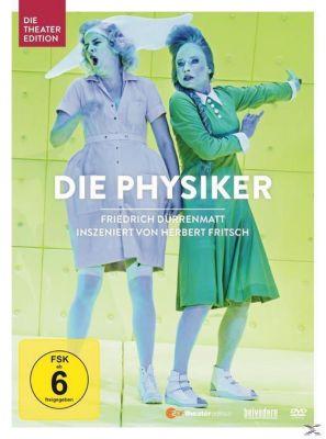 Die Physiker, Friedrich Dürrenmatt