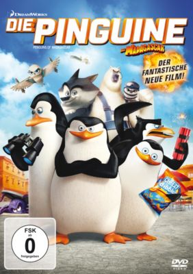 Die Pinguine aus Madagascar - Der Film, John Aboud, Michael Colton