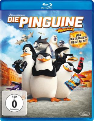 Die Pinguine aus Madagascar - Der Film, John Aboud, Michael Colton