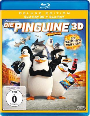 Die Pinguine aus Madagascar: Der Film - 3D-Version, John Aboud, Michael Colton, Eric Darnell, Tom McGrath