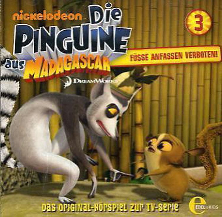 die pinguine aus madagascar  füße anfassen verboten 1