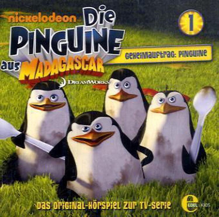 die pinguine aus madagascar  geheimauftrag pinguine 1