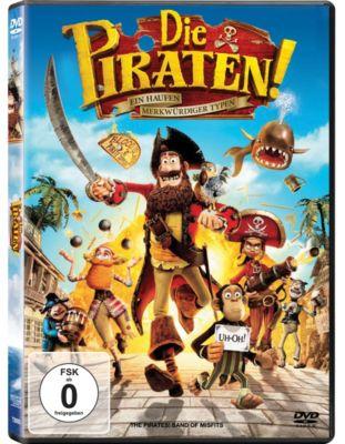 Die Piraten - Ein Haufen merkwürdiger Typen, Gideon Defoe
