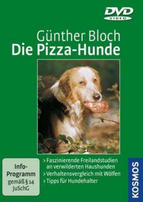 Die Pizza-Hunde, 1 DVD, Günther Bloch