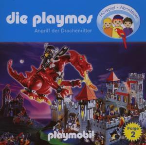 Die Playmos 02: Angriff der Drachenritter, Die Playmos