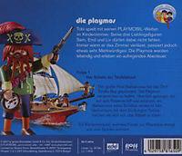 Die Playmos - Der Schatz der Teufelsinsel, 1 Audio-CD - Produktdetailbild 1