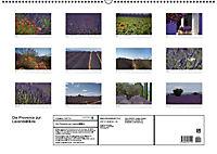 Die Provence zur Lavendelblüte (Wandkalender immerwährend DIN A2 quer) - Produktdetailbild 13