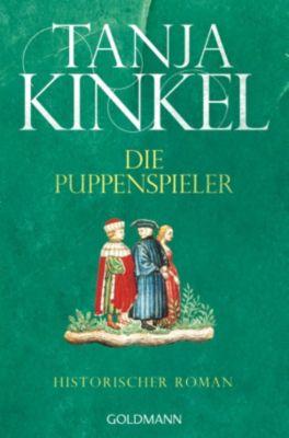 Die Puppenspieler, Tanja Kinkel