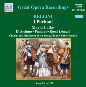 Die Puritaner, Serafin, Callas, Die Stefano