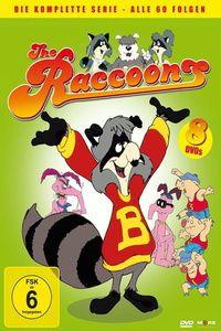 Die Raccoons - Die komplette Zeichentrickserie, Die Raccoons