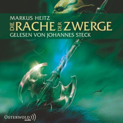 Die Rache der Zwerge, 11 Audio-CDs - Markus Heitz |