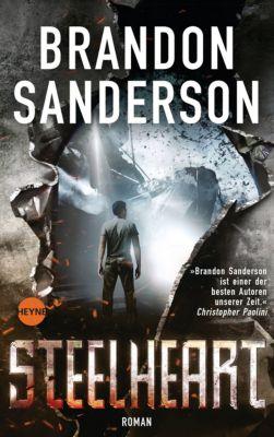 Die Rächer: Steelheart, Brandon Sanderson