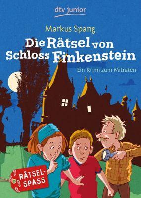Die Rätsel von Schloss Finkenstein, Markus Spang
