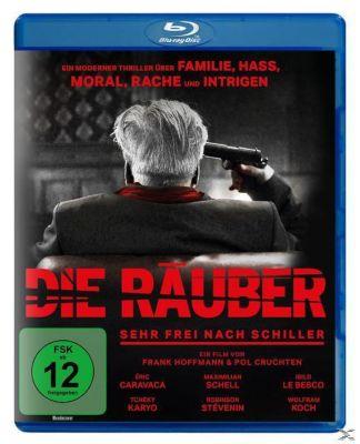 Die Räuber, Erick Malabry, Frank Hoffmann, Friedrich Schiller
