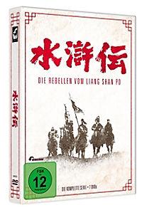 Die Rebellen vom Liang Shan Po - Die komplette Serie - Produktdetailbild 1
