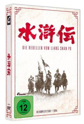 Die Rebellen vom Liang Shan Po - Die komplette Serie, Die Rebellen vom Liang Shan Po