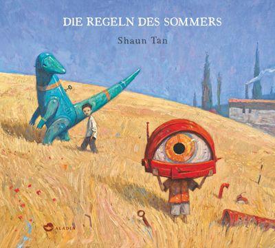 Die Regeln des Sommers, Shaun Tan