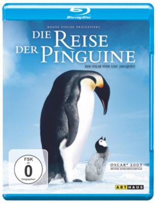 Die Reise der Pinguine, Blu-ray